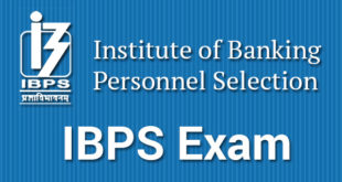 IBPS Recruitment 2017 06 Research Associate Posts